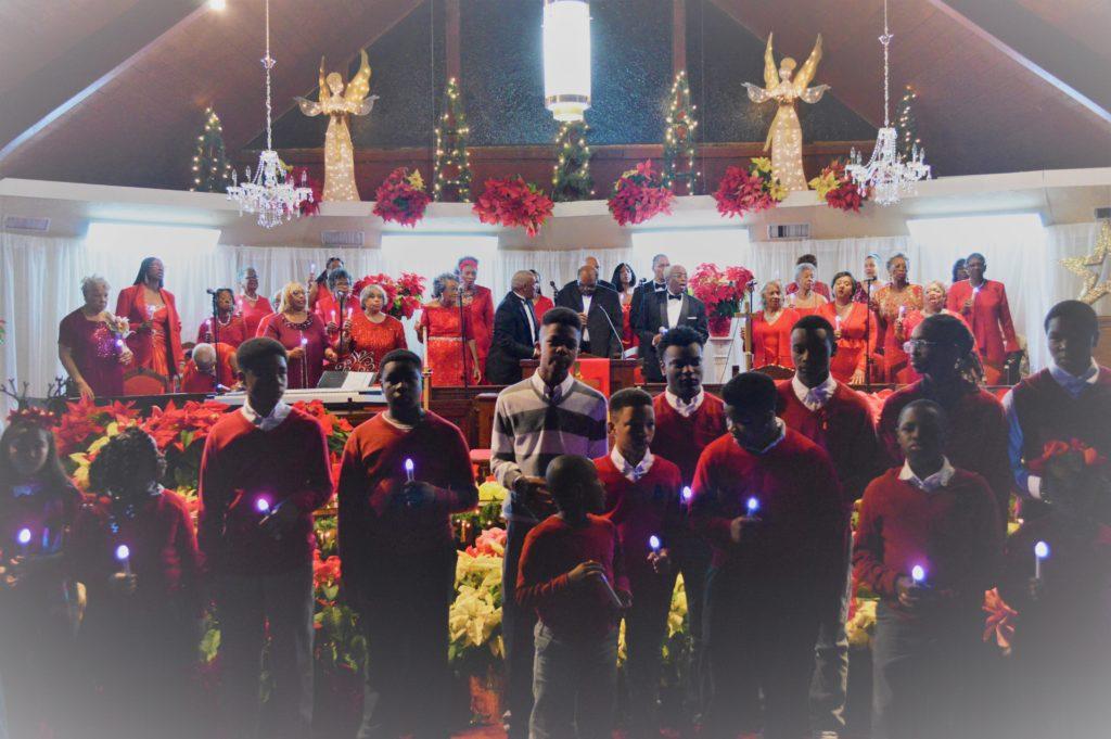 Pilgrim Rest AME Zion Christmas