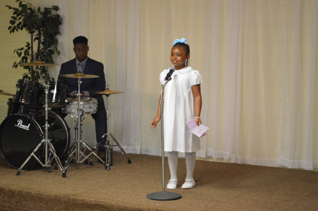 Pilgrim Rest AME Zion Easter 2
