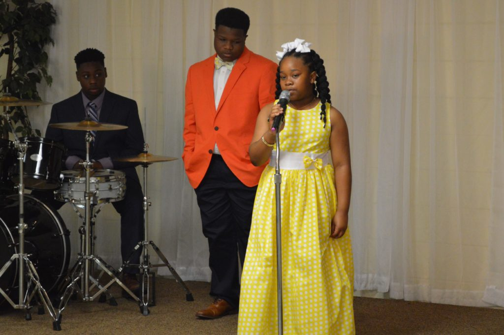Pilgrim Rest AME Zion Easter 1