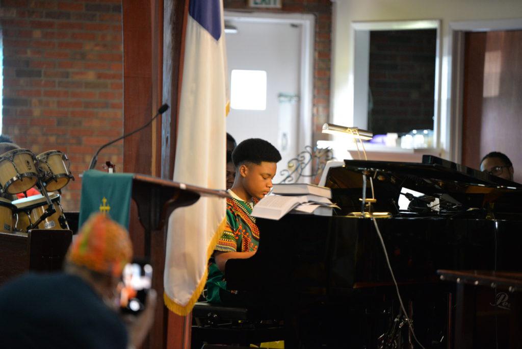 Piano Presentation